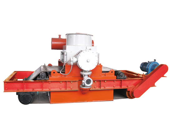 RCDF(RCDFQ-T)-T系列强迫油循环带式电磁除铁器