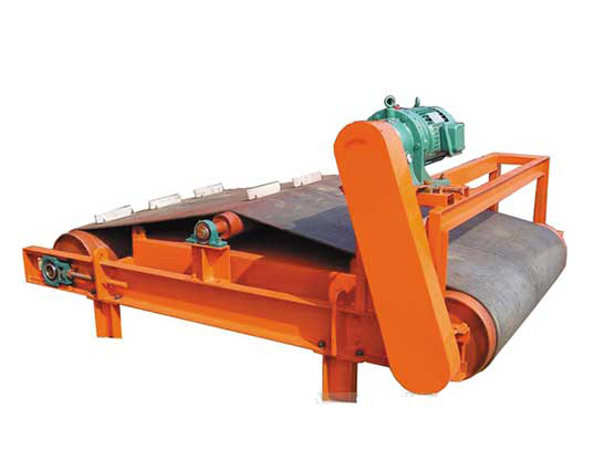 RCYQ系列轻型带式永磁除铁器