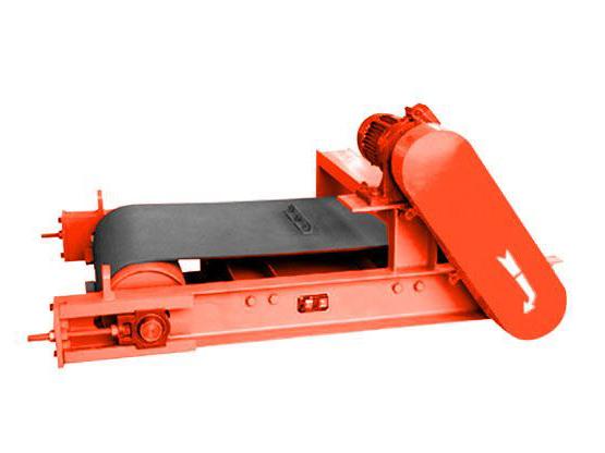 RCYPⅡ系列自卸式永磁除铁器